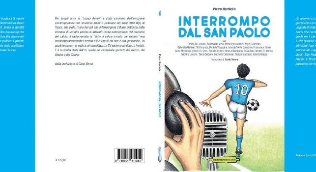 Interrompo dal San Paolo, il nuovo libro sul Napoli scritto da sole donne
