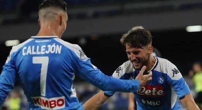Probabili formazioni Napoli-Udinese: sei cambi per Gattuso rispetto a Bologna, torna il tridente <i>leggero</i>. Scelte obbligate per Gotti