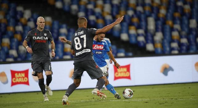 Udinese, De Maio: Vogliamo finire il più in alto possibile. Napoli? Andiamo per fare punti