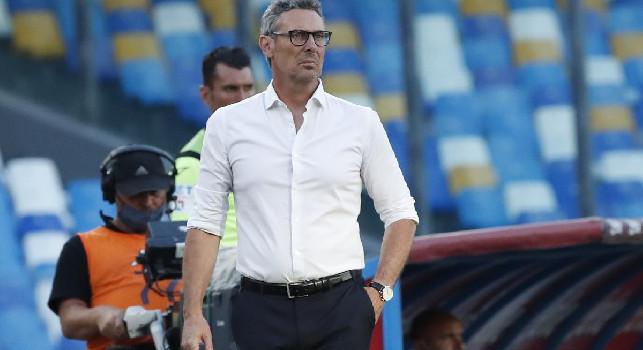 Udinese, Gotti: Napoli tonico, è in un grande stato psicofisico. La nostra reazione condizionata da un grave errore
