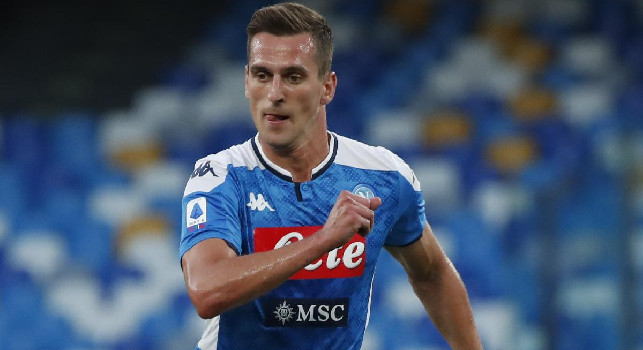 Ceccarini: Milik ha deciso, sarà divorzio con il Napoli a gennaio: tre squadre su di lui