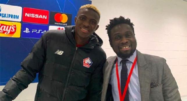 Osimhen, l'amico-giornalista Akatugba: Victor ha firmato con il Napoli: non sta più nella pelle! Da venerdì, ogni giorno può essere quello buono per l'ufficialità