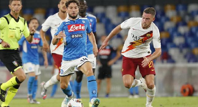 De Maggio: Torriera alla Roma e Allan all'Everton, può arrivare Veretout al Napoli