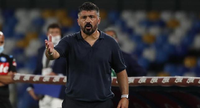 Sportitalia - Raggiunta l'intesa tra Gattuso e De Laurentiis: in settimana la firma, contratto fino al 2023! Quattro acquisti richiesti dal tecnico