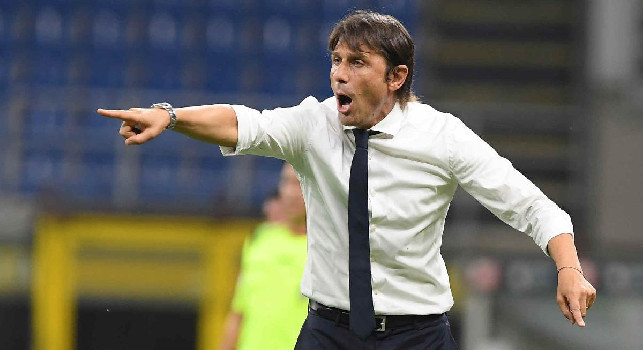 Gazzetta - Conte punta a vincerle tutte fino alla fine: vuole vedere un'Inter affamata a Napoli