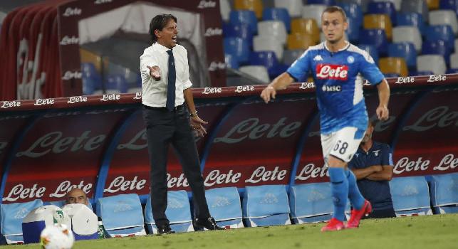 Altro cambio per Simone Inzaghi, dentro Lukaku per Lazzari