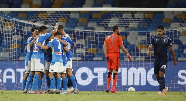 La SSC Napoli commenta: Da oggi si apre il cassetto dei sogni per il countdown verso l'8 agosto al Camp Nou!