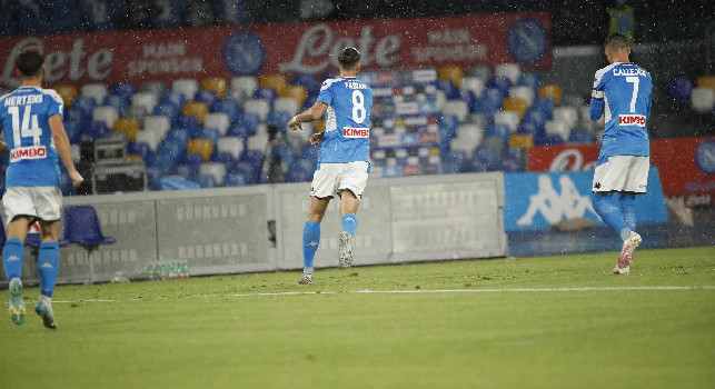 Tiki Taka Gattuso, gol di Fabian Ruiz da manuale del calcio: guardate quanti tocchi! [VIDEO]