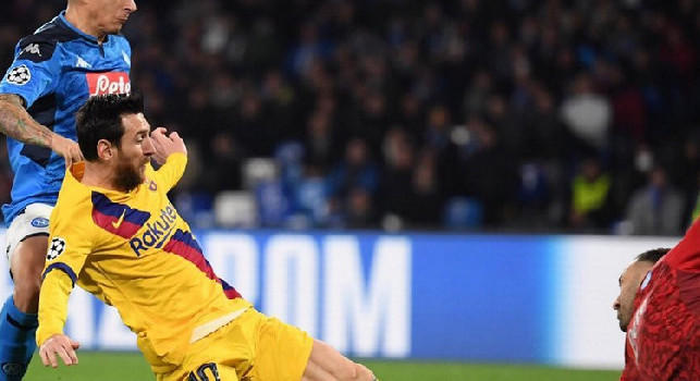Barcellona, partita in famiglia in vista del Napoli: aggregati 8 elementi della squadra B