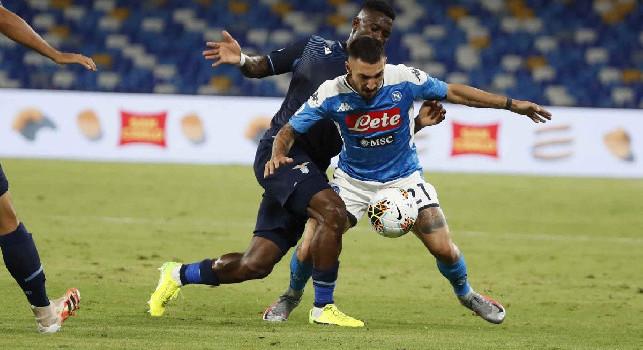 Matteo Politano è un calciatore italiano, attaccante del Napoli