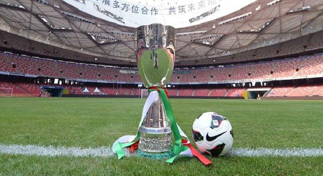 Supercoppa Juventus-Napoli, probabile venga giocata a fine dicembre o inizio gennaio: le ultime