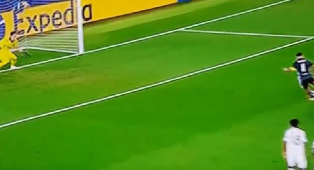 Juventus-Lione 0-1, francesi avanti grazie al rigore di Depay [VIDEO]