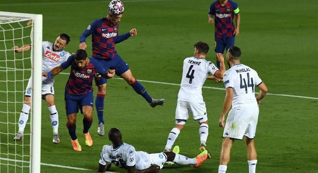 Barcellona-Napoli 3-1, l'incredibile radiocronaca dei gol di un giornalista spagnolo [VIDEO]