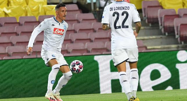 Da Firenze - L'entourage di Callejon rivela che può ritornare al Napoli: le ultime
