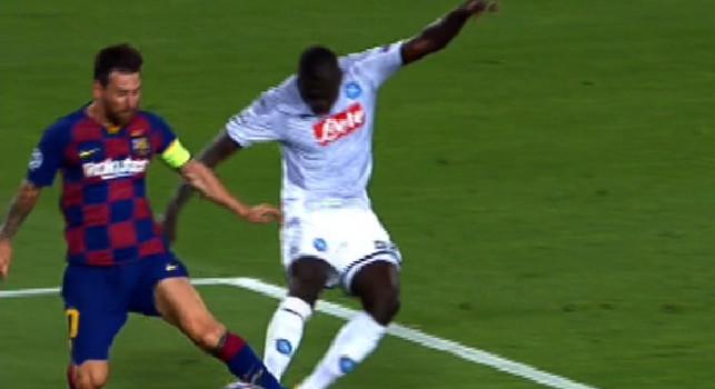 La Stampa distrugge Koulibaly: da baluardo della difesa del Napoli ne è diventato il colabrodo