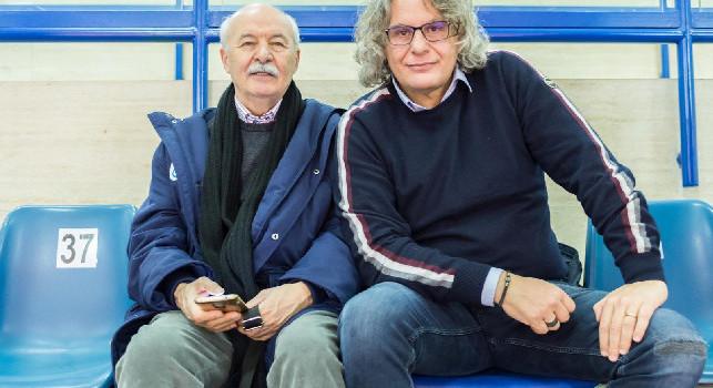 Calcio a 5, il Napoli in A2, l'amarezza del presidente Perugino: E' stata una decisione miope legata ad interessi di singoli. Conquisteremo il nostro sogno sul campo