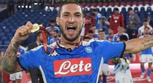 Politano: Grazie Napoli per l'accoglienza che mi hai riservato. Ho vinto il mio primo trofeo, torneremo più carichi per la nuova stagione