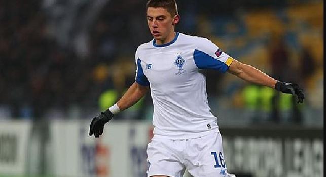 CorSport - Mykolenko-Napoli, richiesta choc della Dinamo Kiev: il retroscena