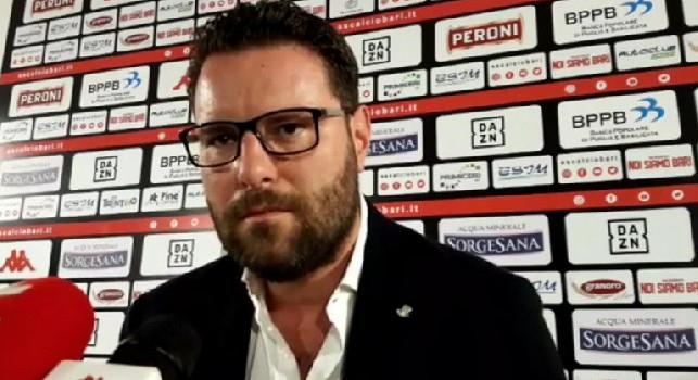 Tmw - Dal Bari al Napoli, possibile ruolo di team manager per Matteo Scala