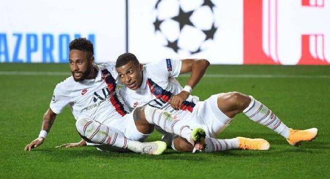 Il PSG trema, Neymar rischia di saltare la finale Champions per aver violato le norme anti-Covid