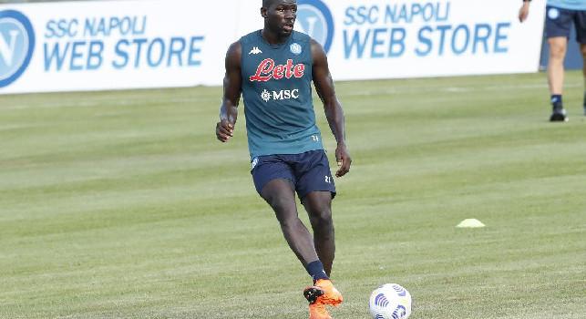 CorSport - Idea PSG per Koulibaly: il calciatore ha preso casa a Parigi e Leonardo ha avuto un colloquio con ADL