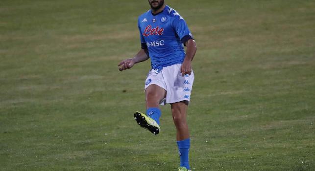 Parma-Napoli 0 a 2 e Manolas commenta la vittoria su Instagram