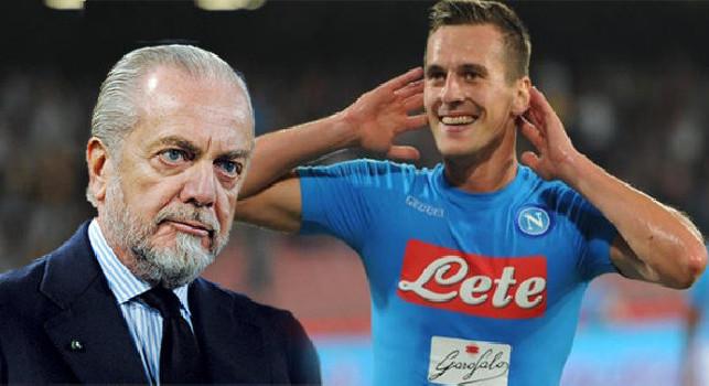Accordo Milik-Roma, ma ADL blocca tutto! Al Napoli offerti 17mln+bonus, retroscena Under