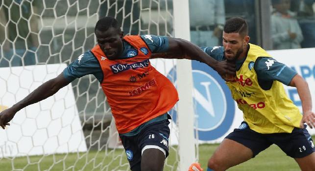 TMW - Il PSG pensa al doppio colpo dal Napoli: prima offerta per Koulibaly, sondaggio per Ghoulam
