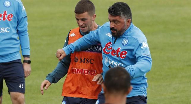 Cdm - Gattuso si affida ai titolarissimi e rilancia Lozano: c'è una sola novità