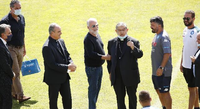 Siparietto De Laurentiis-Sepe: Il progetto Napoli? Con Gattuso siamo ad un ottimo punto! Serie A falsata, dovremmo dire alla UEFA 'noi ci fermiamo'. Stanno spremendo calcio e tifosi