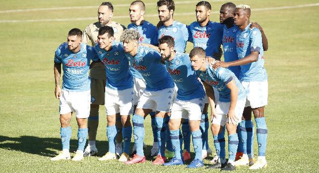 Napoli-Teramo, top & flop: Osimhen fa salire l'hype, Lozano a suo agio! Sorriso Malcuit, Koulibaly al passo d'addio?