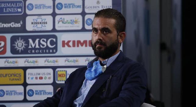 SSC Napoli, lo sfogo del vice-presidente De Laurentiis: A noi un gol regolare annullato, a loro uno non regolare: che tristezza! Mazzoleni al bar, non al VAR