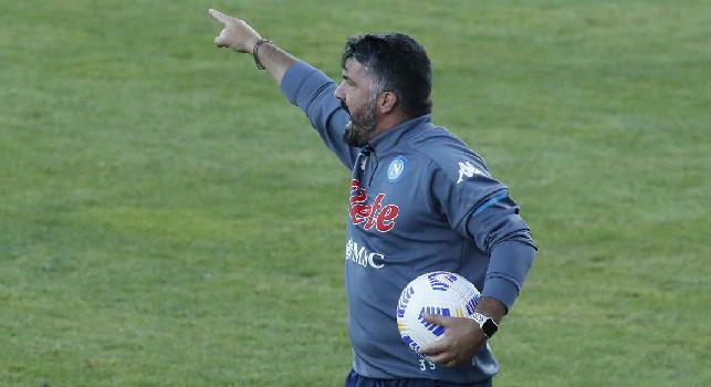 Parma-Napoli, primi 30': tanto possesso palla ma nessun tiro in porta