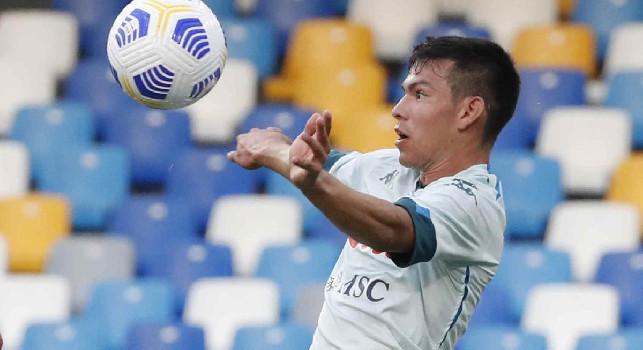 Gattuso aggiunge un tocco di assoluta novità: Lozano è il jolly su cui scommettere