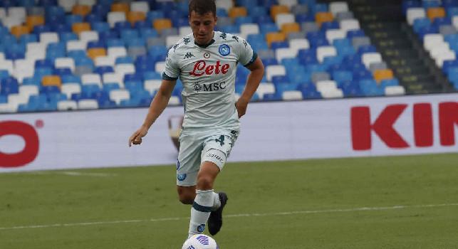 Napoli-Pescara, top & flop: Petagna tutto e subito, più Demme e meno chiacchiere! Fabian Ruiz divorzi dal compitino