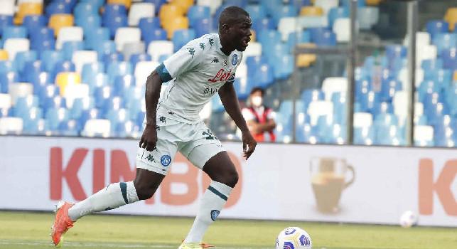 Tuttosport - Koulibaly-Man City, gli inglesi fanno sapere che non offriranno più di 55 milioni: la decisione di ADL