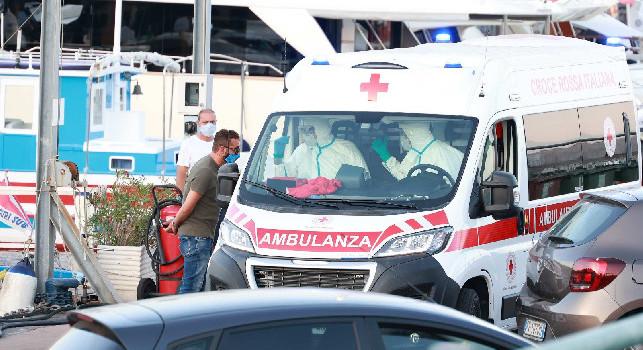 Il Mattino - Caso Coronavirus De Laurentiis, nuovo tampone entro martedì: isolamento di 15 giorni e possibili esami in ospedale