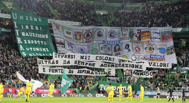 Sporting Lisbona: Non verranno divulgati i nomi dei contagiati