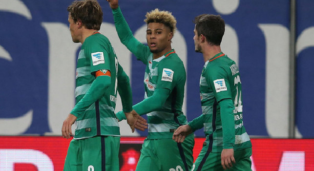 Bundesliga, in Werder Brema-Hertha Berlino accesso parziale del pubblico