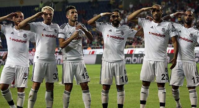 Turchia - 7 giocatori del Besiktas positivi al coronavirus