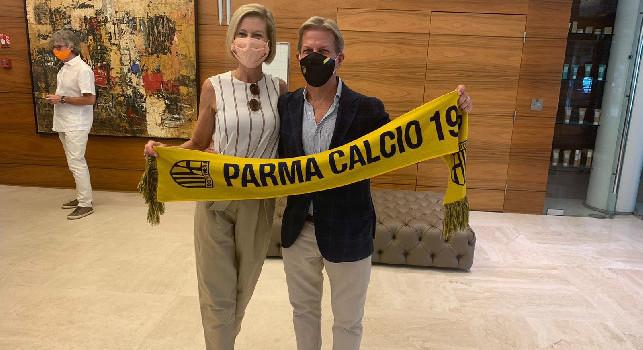 Parma, il neo-presidente Krause: Tifavo Juventus, Del Piero idolo!. Sarà al Tardini per la partita col Napoli