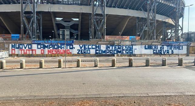 Napoli-Genoa aperta a mille tifosi: ci saranno solo persone invitate dal club, soprattutto in rappresentanza degli sponsor