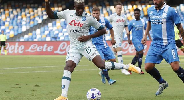 Il 4-2-3-1 non è ancora collaudato: Gattuso riparte da Mertens mandando in panchina Osimhen