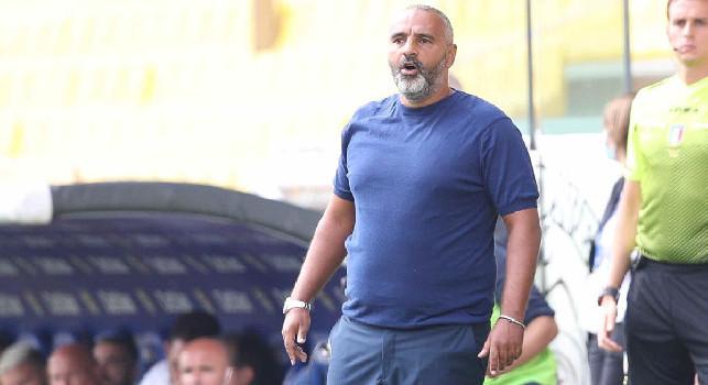 Parma-Napoli, doppio giallo per Pezzella e Kucka