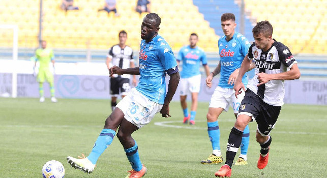 CorSport - Koulibaly-PSG, arriva l'offerta ufficiale da 40 milioni: la risposta del Napoli
