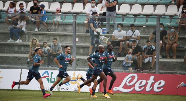 Castel di Sangro, il sindaco Caruso: Lavoriamo per aumentare la capienza dello stadio, ci auguriamo di ospitare il Napoli il prossimo agosto
