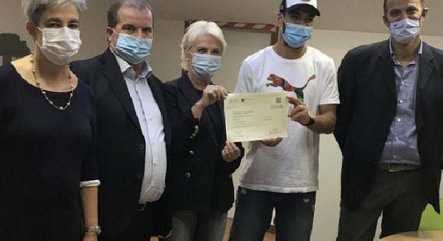 Gazzetta, Piccioni: Caso Suarez, Siamo in presenza di tre reati. Situazione grave per l'intero Paese