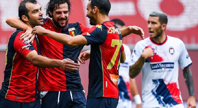 Genoa, Zappacosta: Napoli tra le squadre più forti, dovremo giocare a viso aperto per strappare punti