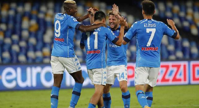 Gazzetta - Il 6-0 può regalare autostima al Napoli, se non ci sarà la presunzione di affrontare la Juve con questa formazione iper offensiva...