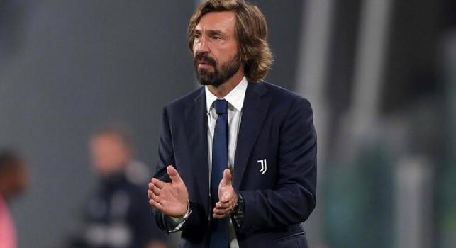 CorSport - Pirlo via se non batte il Napoli: la Juve ha già scelto i due nomi per sostituirlo in corsa